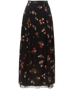 Red Valentino | Print Skirt 44 Polyamide/Polyester/Spandex/Elastane/Silk