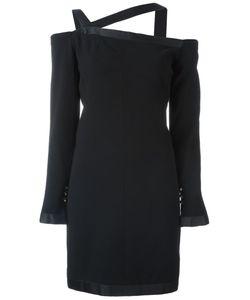 Chanel Vintage | Платье С Открытыми Плечами