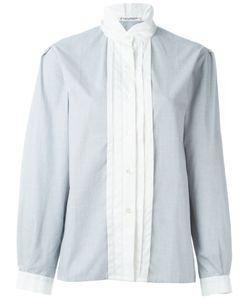 GUY LAROCHE VINTAGE | Рубашка С Высоким Воротником
