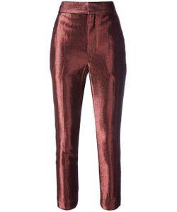 Haider Ackermann | Phoenix Gun Cropped Trousers
