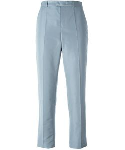 Red Valentino | Tailo Cropped Trousers 40 Polyester/Acetate