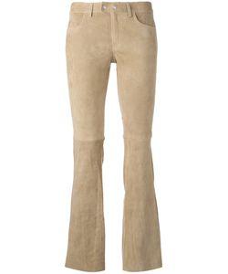 Sylvie Schimmel | Skinny Fitting Fla Trouser 38 Goat