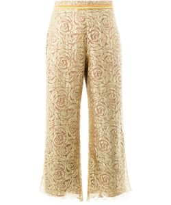 Peter Pilotto | Zig-Zag Hem Trousers