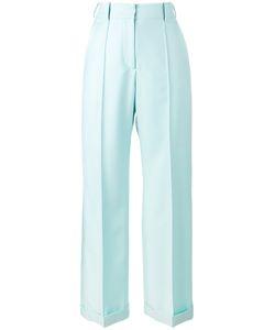 RACIL | Starman Satin Stripe Trousers