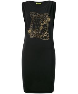 Versace Jeans | Logo Print Dress