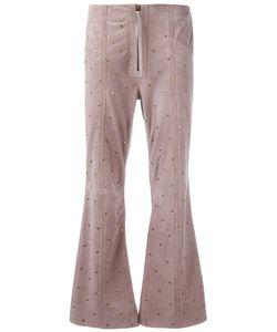 Philosophy di Lorenzo Serafini | Flared Cropped Trousers 42