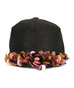 SUPER DUPER HATS | Декорированная Кепка