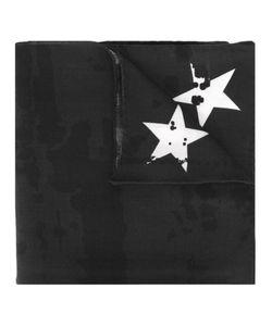 Givenchy   Шарф С Принтом-Логотипом