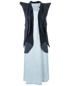 Bintthani | Платье С Структурированным Топом