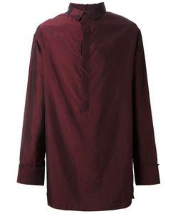 TONY COHEN | Рубашка С Эффектом Металлик