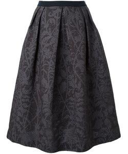 SCANLAN THEODORE | Web Print Full Skirt