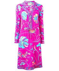 Emilio Pucci | Платье С Цветочным Принтом