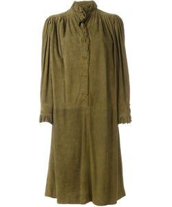 Emanuel Ungaro Vintage | Платье С Оборками
