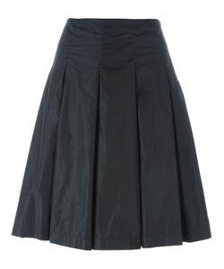 PRADA VINTAGE   Pleated Skirt