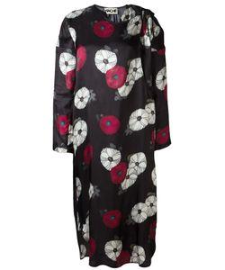 Hache | Print Midi Dress 40