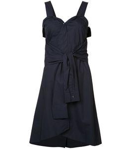 Derek Lam 10 Crosby | Front Knot Dress Size 0