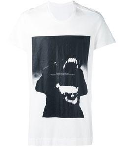 JULIUS | Text Print T-Shirt 2