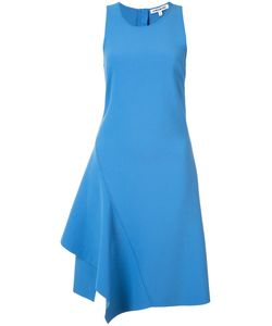 Elizabeth And James   Flared Asymmetric Mini Dress