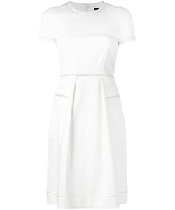 Paule Ka | Contrast Stitch Dress Size 40