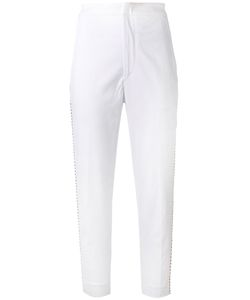 Isabel Marant Étoile | Holm Cropped Trousers 38 Cotton/Polyester/Spandex/Elastane