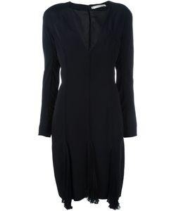 Christian Dior Vintage | Платье С V-Образным Вырезом