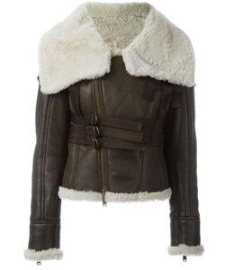 Dsquared2 | Куртка С Воротником Из Овчины