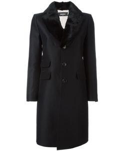 Dsquared2 | Пальто С Меховым Воротником