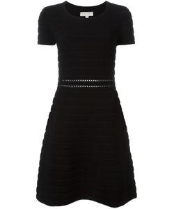 Michael Michael Kors | Платье В Рубчик