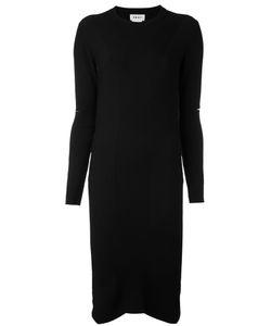 Donna Karan | Платье С Прорезями На Рукавах