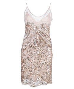 Roberto Cavalli | Платье С Вышивкой