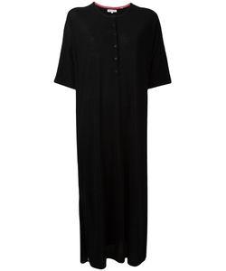 Chinti And Parker | Buttoned Midi T-Shirt Dress Size Small