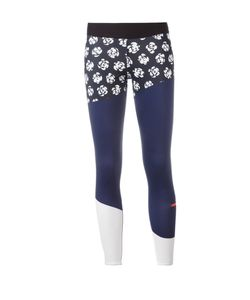 Adidas By Stella  Mccartney | Adidas By Stella Mccartney Print Running Leggings Medium