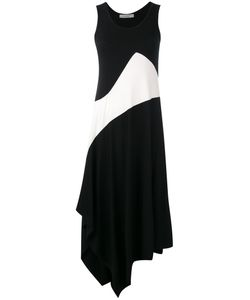 D.exterior | Asymmetric Panel Dress Size Large