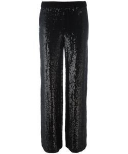 P.A.R.O.S.H. | Sequin Trousers Xs Viscose/Pvc