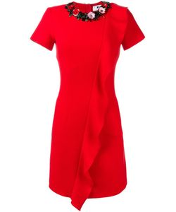 MSGM | Декорированное Платье