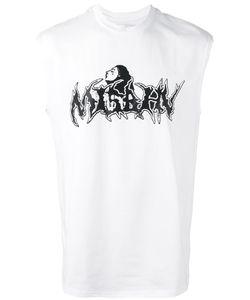 MISBHV | Logo Print Tank Xs