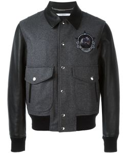 Givenchy | Куртка-Бомбер Дизайна Колор-Блок