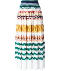 Missoni | Knitted Zigzag Skirt Size 38