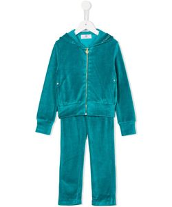 Young Versace | Velour Tracksuit 10 Yrs