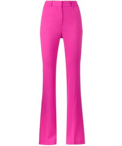 Filles A Papa | High Waisted Flared Suit Trousers Women
