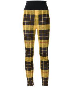 GLORIA COELHO   Knit Skinny Trousers
