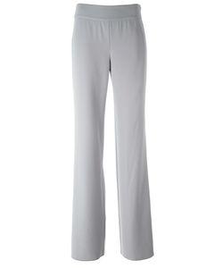 Armani Collezioni | Wide Leg Trousers 42 Polyester