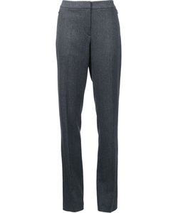 Elie Tahari | Straight Tailo Trousers 8 Polyester/Viscose/Cotton/Spandex/Elastane