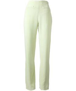 Jean Louis SCHERRER VINTAGE | Crepe Trousers 38