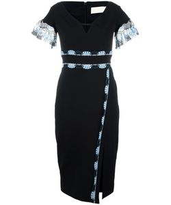 Peter Pilotto | Cady Lace Band Midi Dress 14