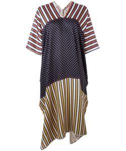 ERMANNO GALLAMINI | Multi-Prints Shift Dress