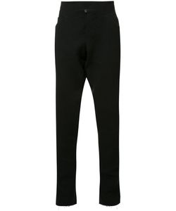 MA+ | Tape Trousers 50 Cotton/Linen/Flax/Wool/Polyimide