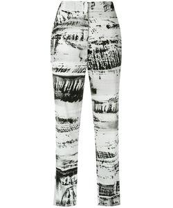 Osklen | Cropped Trousers