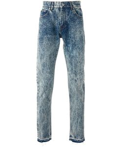 MSGM | Bleached Straight Jeans 44