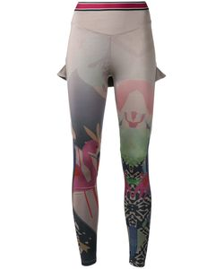 Sàpopa | Multi-Print Leggings Size Small